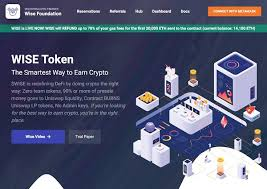 Wise Token Review  The Products