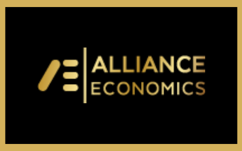alliance economics review alliance economics company logo image