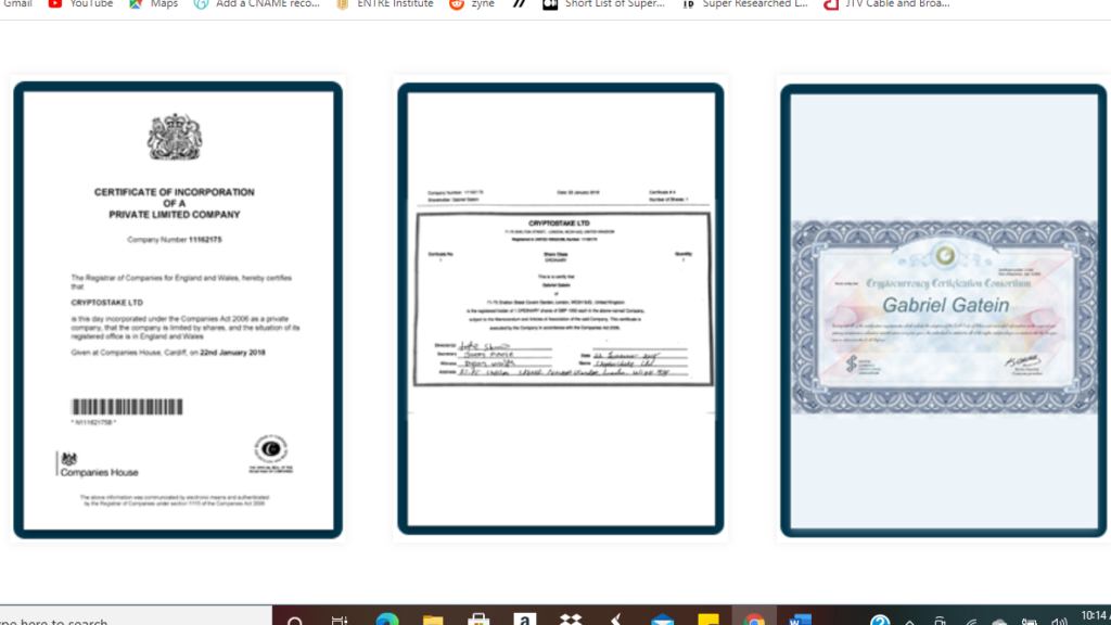 arlis investment review arlis investment company fake incorporation docs image